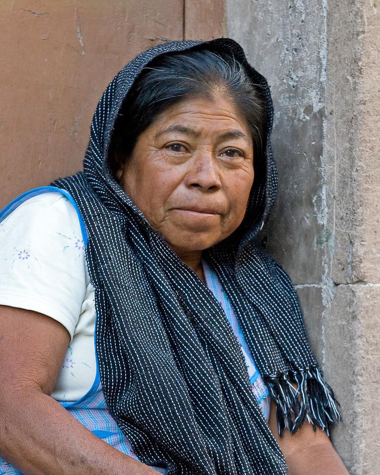 Woman Guanajuato Mexico