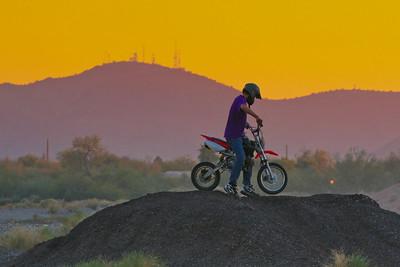 Desert Biker