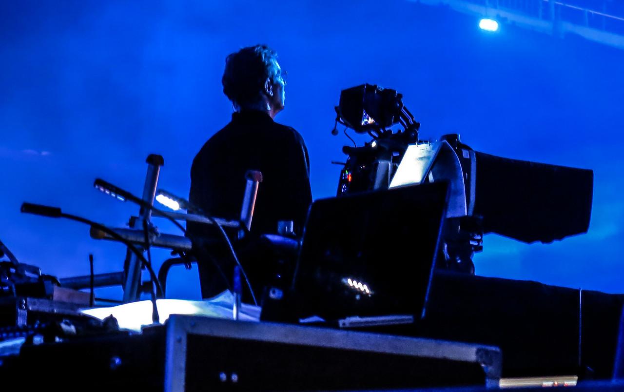 Cameraman BBC Music Awards