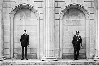 Bank of England's Statues