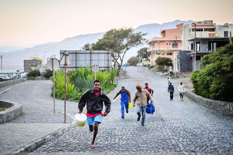 Run, Cape Verde