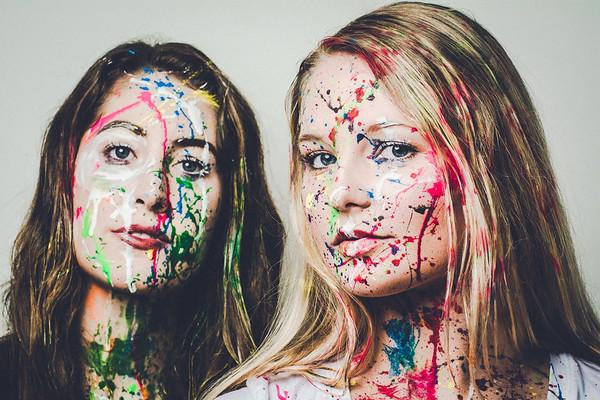 Haley & Olivia