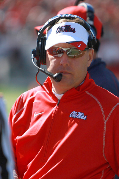 Coach Hugh Freeze, Ole Miss Football