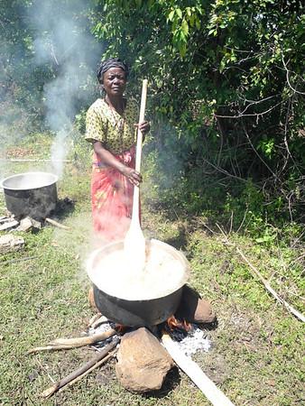 Big Pot Cooking