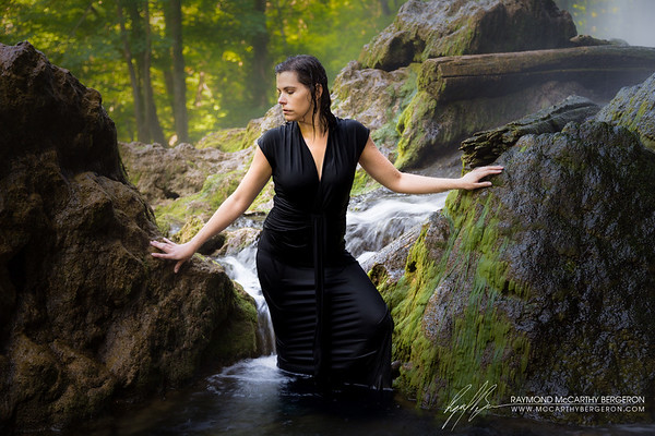 Fall Springs Falls || Falling Spring, Virginia, USA  Canon EOS 6D w/ EF24-105mm f/4L IS USM: 65mm @ ¹⁄₁₀ sec, f/4, ISO 100