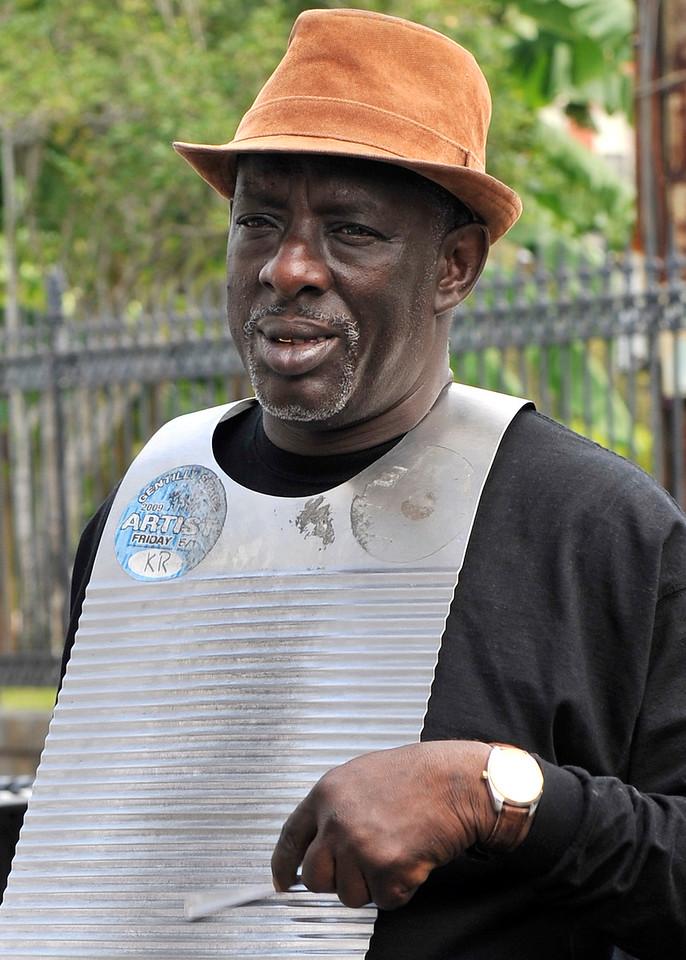 Street Musician New Orleans, LA