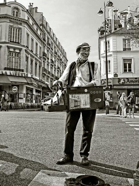 Musician in Paris