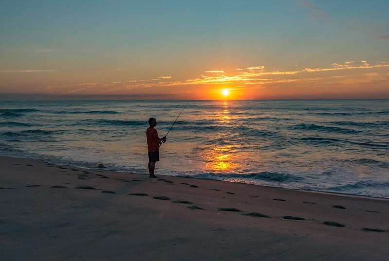 FIsherman Sunrise 8/26/18
