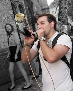 Horn Blow