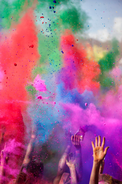 Color Run Happiness