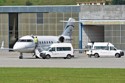 Lugano Airport - 28.05.2017
