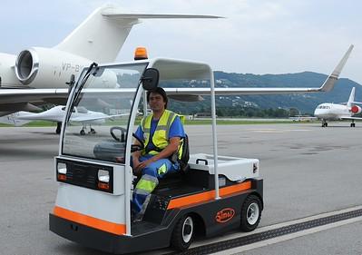 Lugano Airport - 19.06.2012