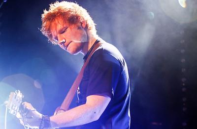 Ed Sheeran, BBC