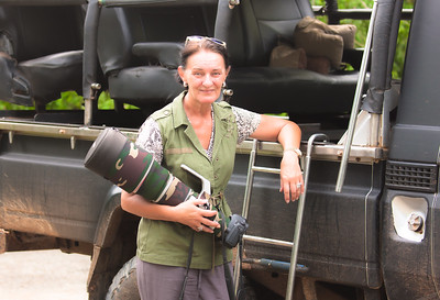 Helen Colonques Safari Sri Lanka