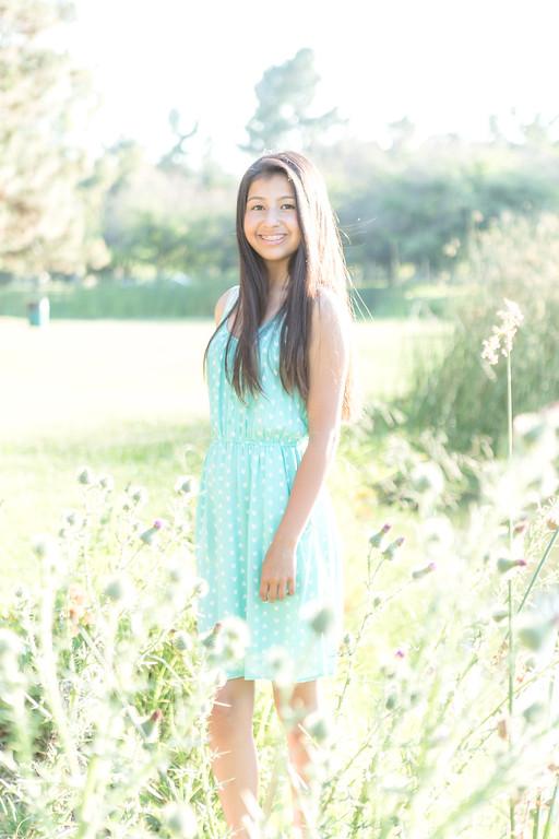 Julissa's 8th Grade Portraits