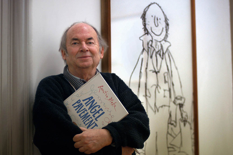 Illustrator Quentin Blake