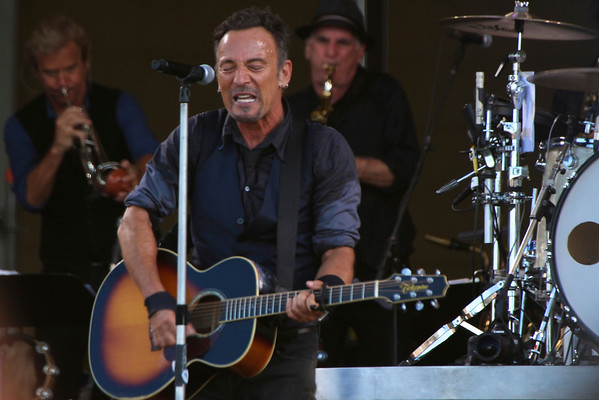 Bruce Springsteen - Jazz Fest 2014