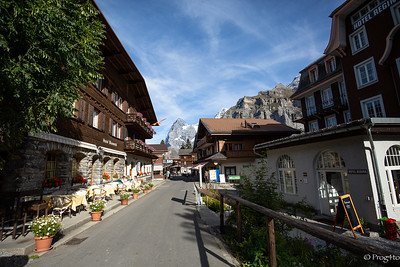 Swiss, Alps