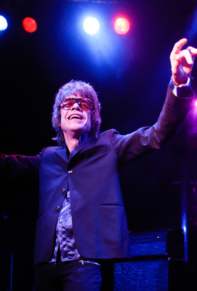 David Johansen, New York Dolls