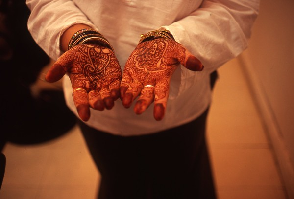 Henna, New York City