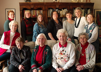 Portage Quilt Guild Christmas Party 2018