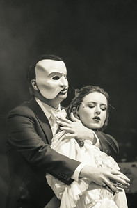 Phantom of the Opera, Youth Music Theatre Scotland Campaign