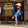 IRON DOOR SALOON