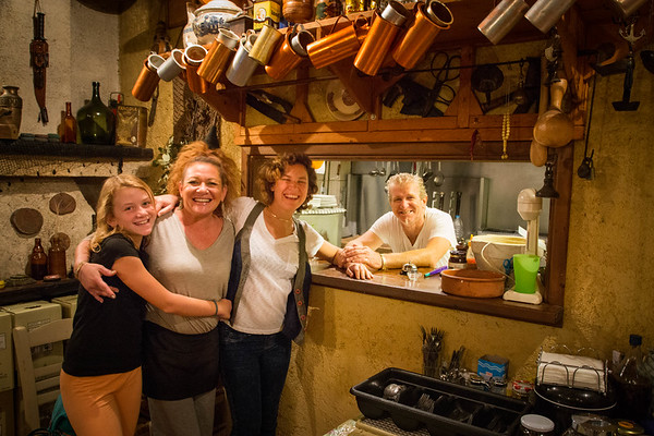 Pergola Restaurant Family - Kefalonia, Greece
