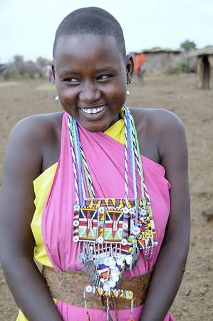 Kennedy's Wife, Oldarpoi, Maasai Mara, Kenya