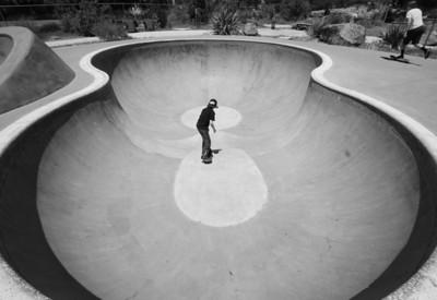 Laguna SkateGarden, Sebastobol, CA