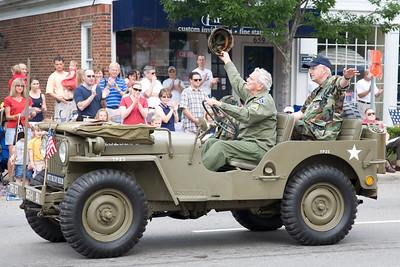 Memorial Day Parade, 2007, Worthington, OH