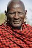 Maasai Elder, Maasai Mara, Kenya
