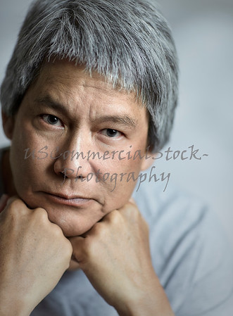 Portrait of a Chinese Man