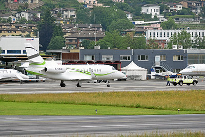 Lugano Airport - 21.05.2017