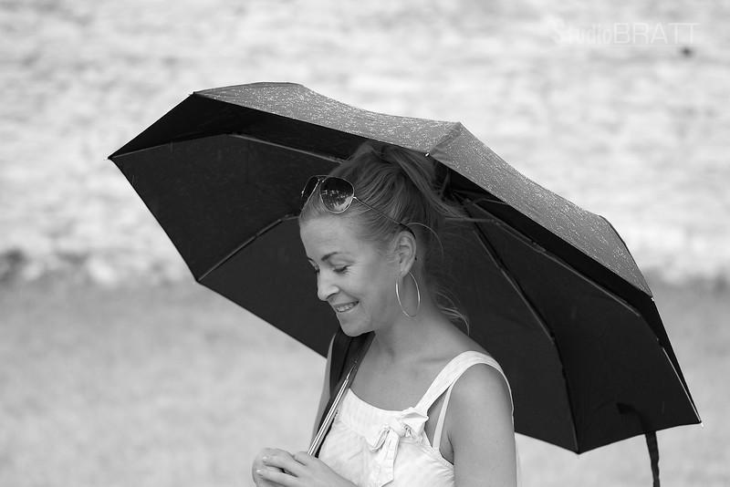 Portrait IN Rain