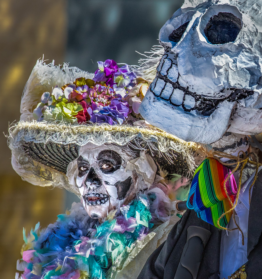 Day of the Dead Celebration in Austin