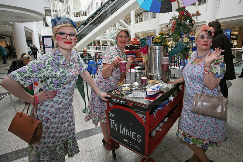 Tea Ladies for RNLI