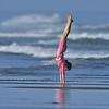 Joy On the Beach in Cape Cod