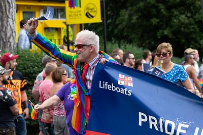 Bournemouth Pride, Dorset