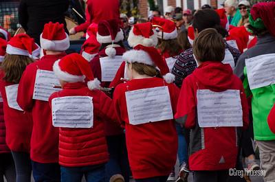 Falmouth Christmas parade