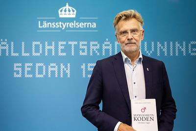 Anders Danielson governor of Västra Götaland - Sweden