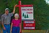 Fischers' Farm, Dover, Delaware (My parents)