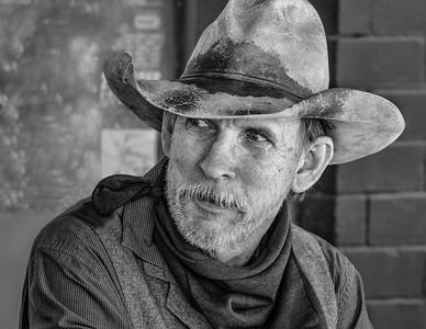 Old Cowboy, Smithville TX.