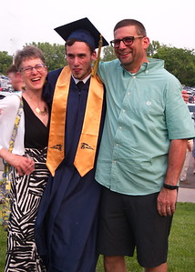 5/31/2019  The New Graduate and Parents