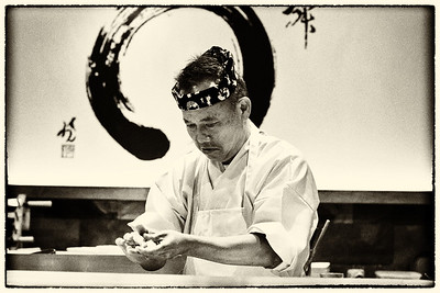 Chef Mitsuhiro Kaji