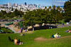 Delores Park, San Francisco, California