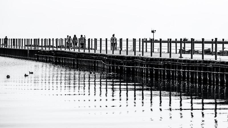 Pier Walkers
