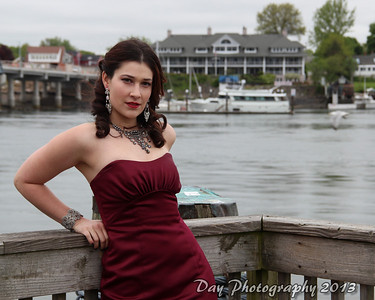 Photo Model: Chantal Marquis