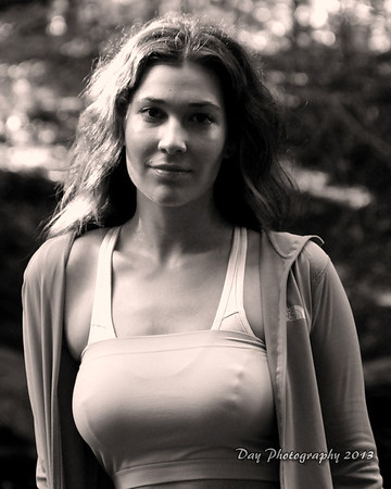 Photo Model: Chantal Marquis 2