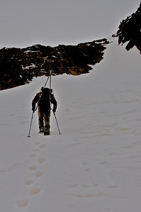 Pawnee Ridge Couloir 11